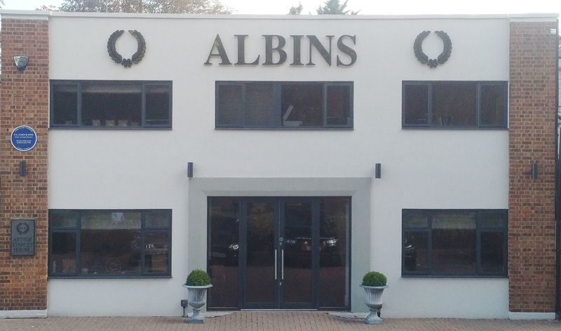 F.A. Albin & Sons, Greater London, funeral director in Greater London