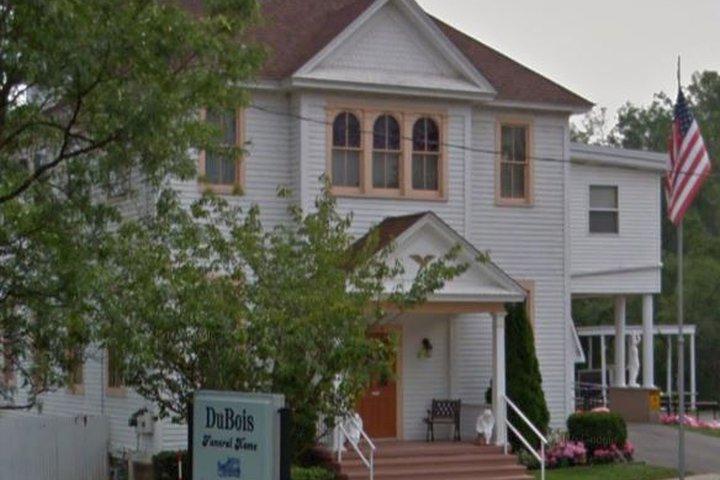 Dubois Funeral Home, Niagara Falls