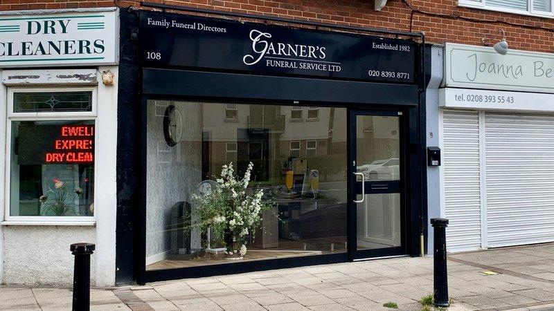 Garner's Funeral Service Ltd, Ewell