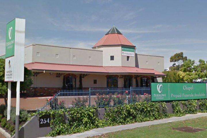 Purslowe Funerals, South Fremantle