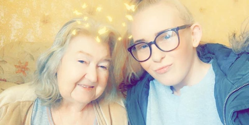 Miss you more and more everyday nan, life will never be the same without you🥺💛💛
