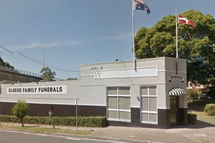 Olsens Funerals, Sutherland
