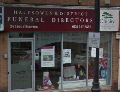 Halesowen & District Funeral Directors