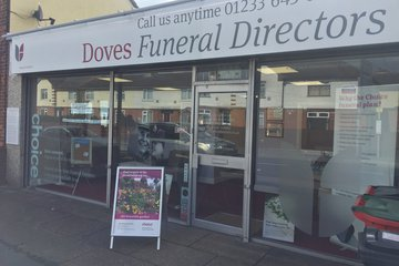 Doves Funeral Directors, Ashford