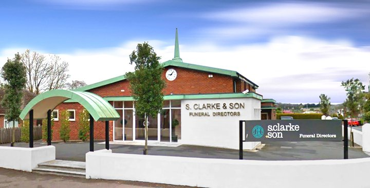 S Clarke & Son, Bangor, North Down, funeral director in North Down