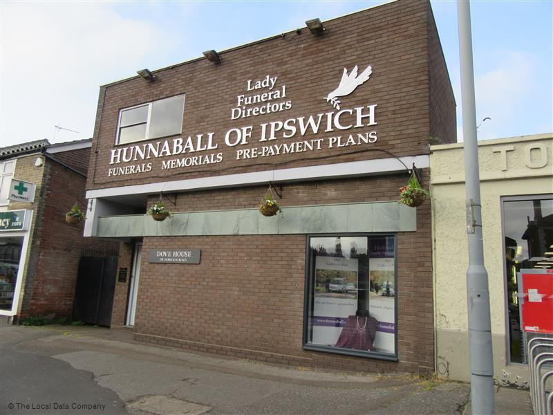 Hunnaball Family Funeral Group Ipswich - Norwich Road