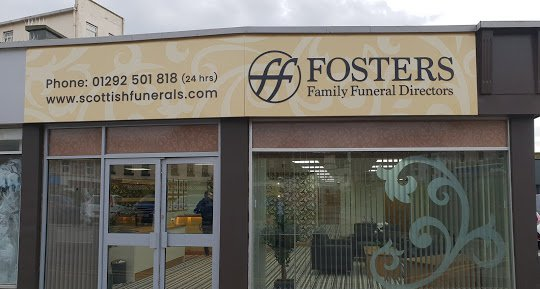 Fosters Funeral Directors Ayr