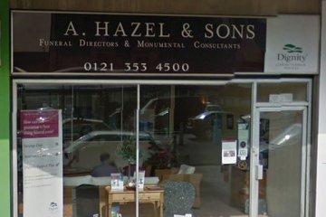 A Hazel & Sons Funeral Directors, Chester Road