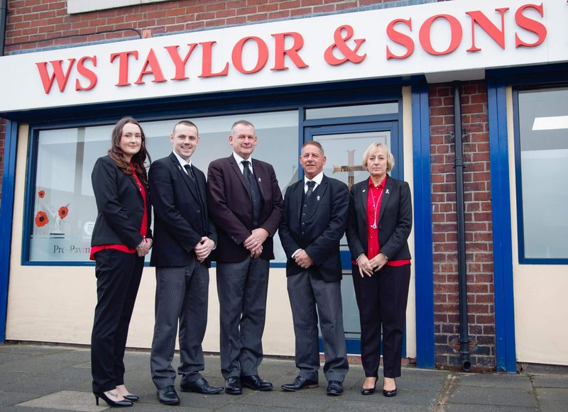 W.S Taylor & Sons Ltd, Forest Hall, Tyne and Wear, funeral director in Tyne and Wear
