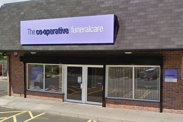 The Co-operative Funeralcare, Kilwinning