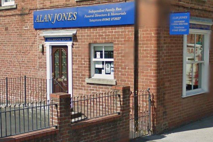 Alan Jones Funeral Directors, Warrington