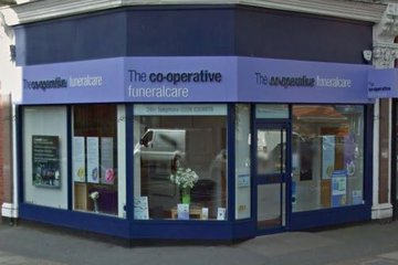 The Co-operative Funeralcare, Cricklewood