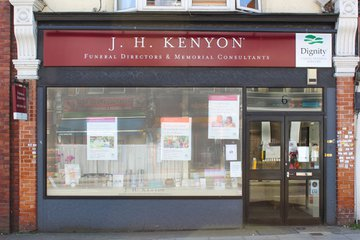 J H Kenyon Funeral Directors, North Finchley