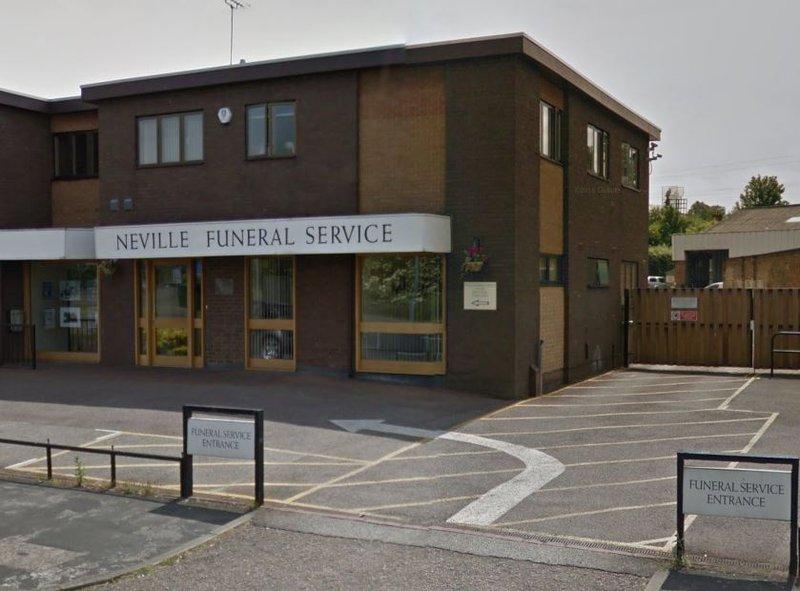 Neville Funeral Service, Neville House
