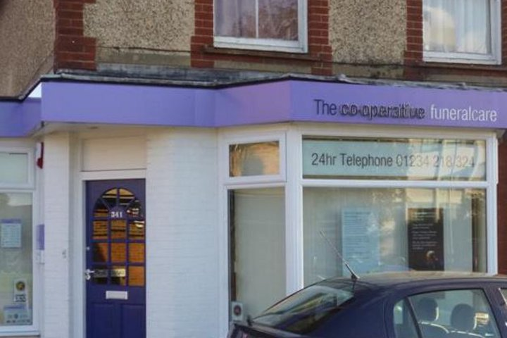 Co-op Funeralcare, Goldington Road, Bedford