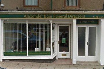 Alexander Bain Funeral Directors, High St