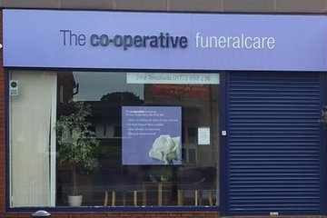 The Co-operative Funeralcare, Bamber Bridge