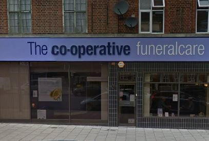 Co-op Funeralcare, Southgate