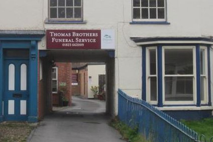 Thomas Brothers Funeral Directors, Wellington