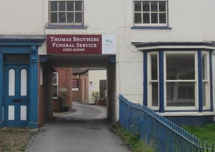 Thomas Brothers Funeral Directors, Wellington