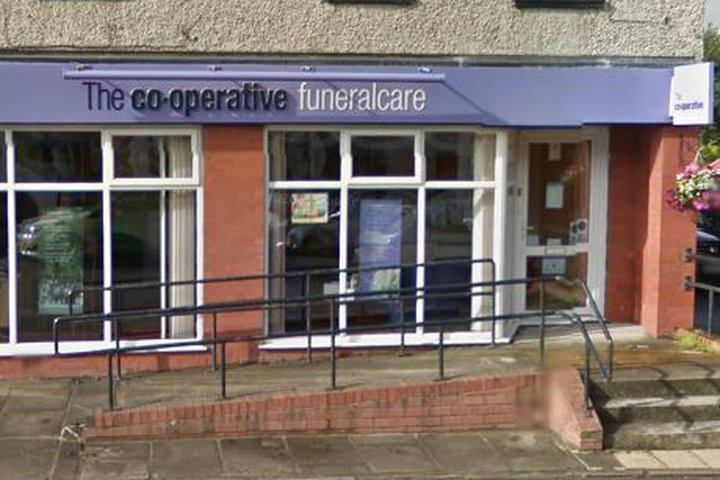 Co-op Funeralcare, High Lane