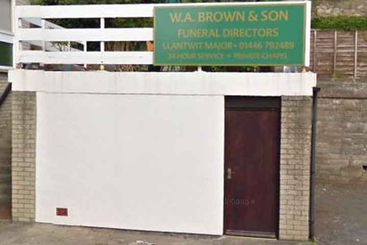 W.A Brown & Son Funeralcare, Llantwit Major