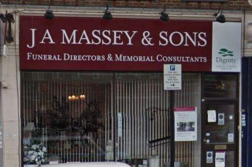 J A Massey & Sons Funeral Directors