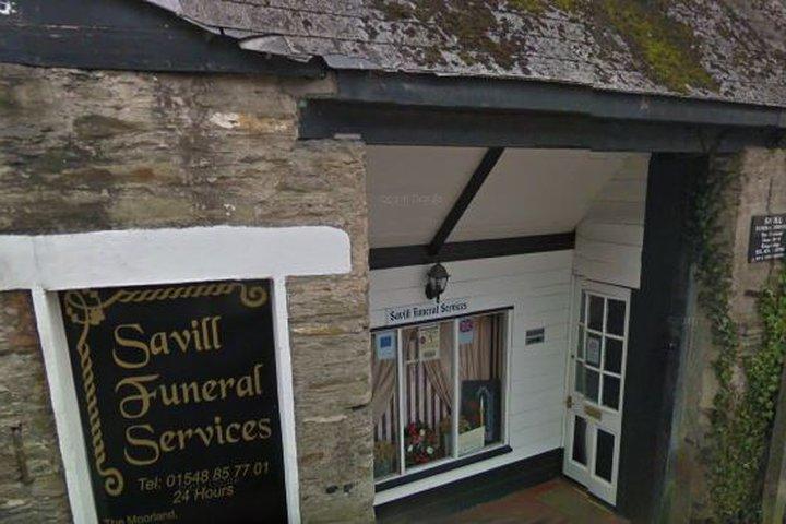 Savill Funeral Directors, Kingsbridge