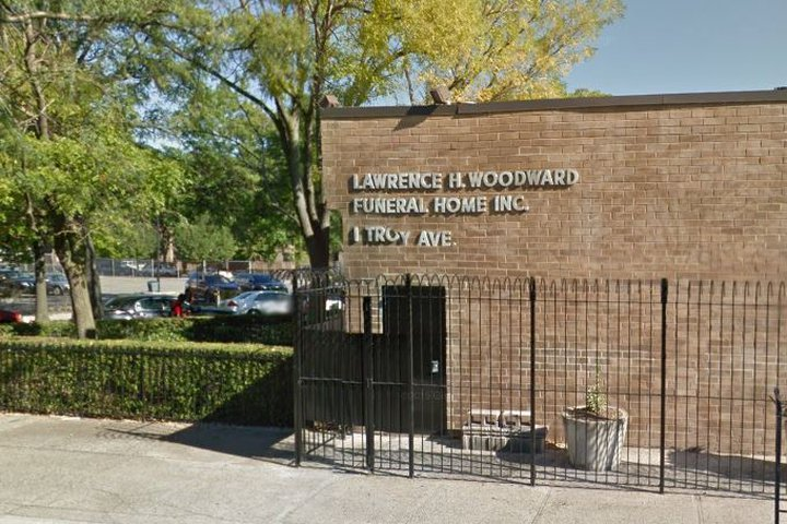 Lawrence H Woodward Funeral Home