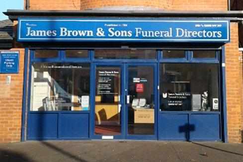 James Brown & Sons Funeral Directors, Knockbreda