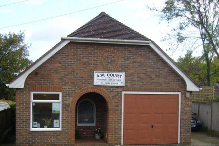 A.W. Court, Maidstone