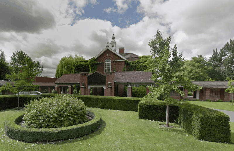 Cambridge City Crematorium