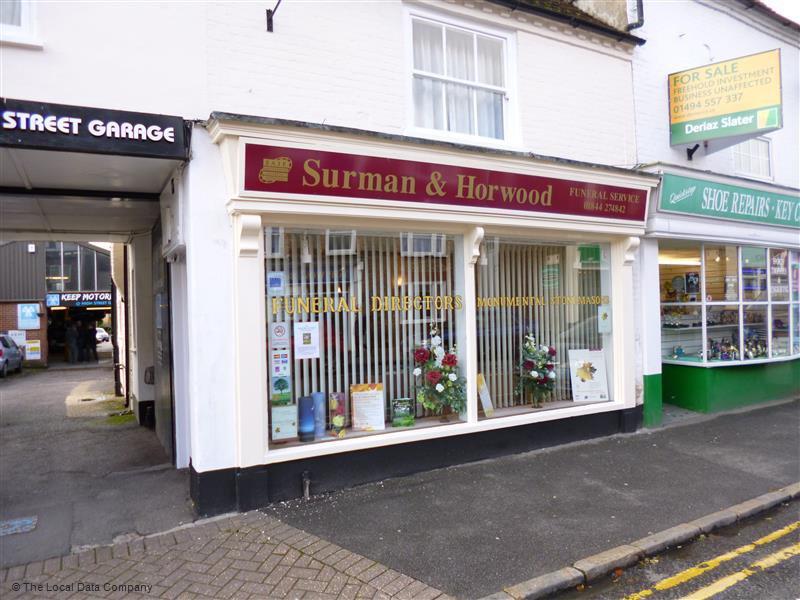 Surman & Horwood Funeral Service Ltd, Princes Risborough