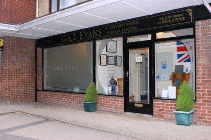G & L Evans Ltd, St John Rd