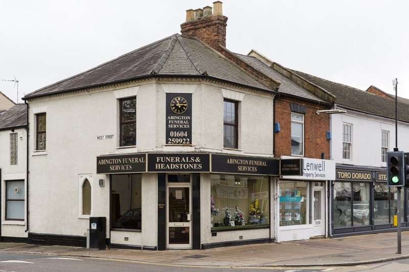 Abington Funeral Services, Northamptonshire, funeral director in Northamptonshire