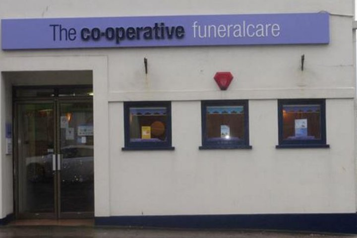 The Co-operative Funeralcare, Paignton Torquay Rd