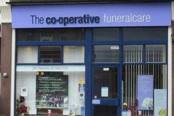 The Co-operative Funeralcare, Brockley