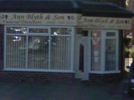 Ann Blyth & Son