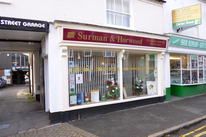 Surman & Horwood Funeral Service Ltd, Princes Risborough