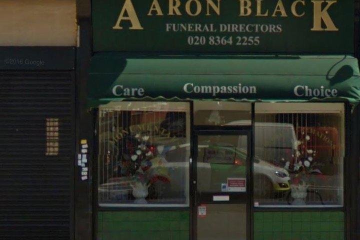Aaron Black Funeral Directors