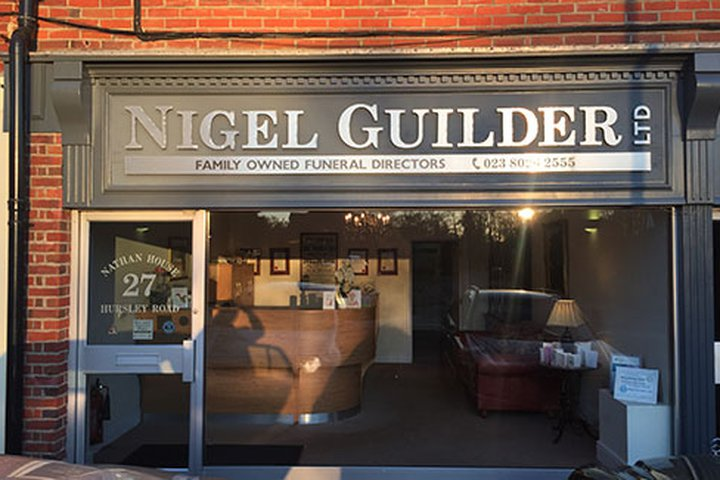 Nigel Guilder Ltd