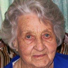 Hazel Mary King