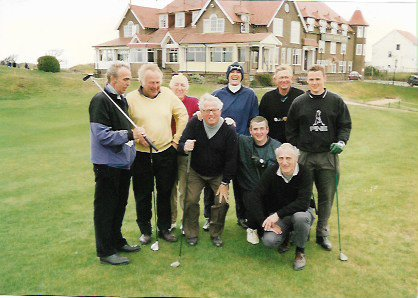 Skegness golf holiday, one of many...
