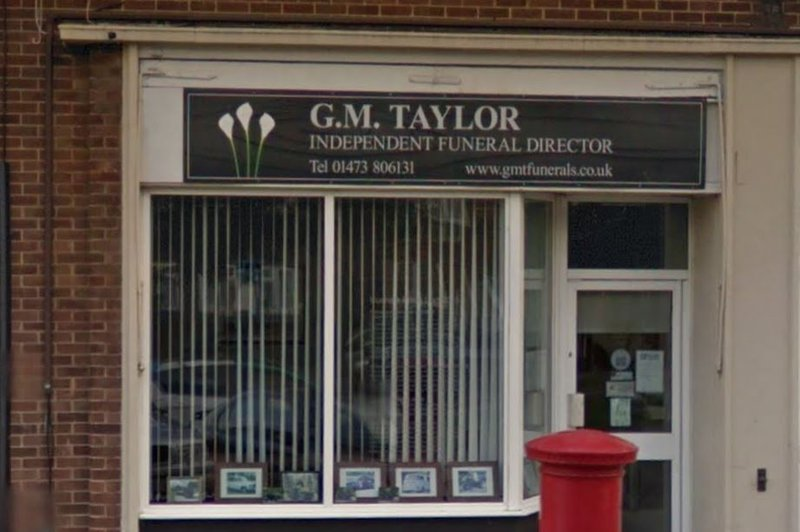 G.M Taylor Independent Funeral Directors, Ulster Avenue