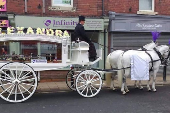 Infinity Funeral Arrangements. Ackworth