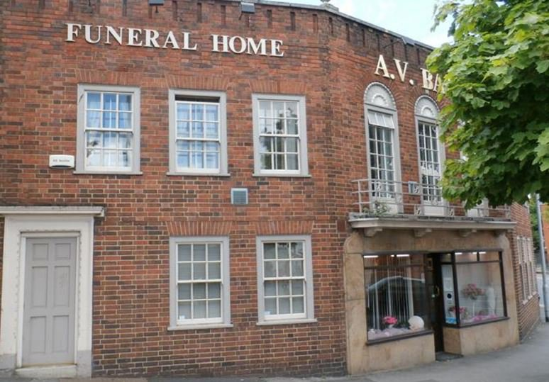 A V Band Funeral Directors, Worcestershire, funeral director in Worcestershire