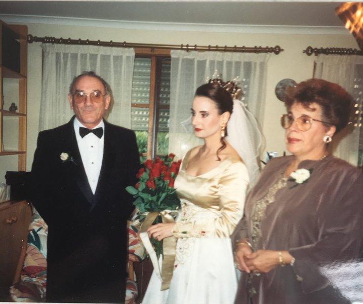 Tanias wedding