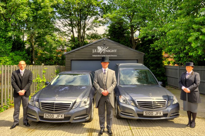 J.F.Knight Funeral Director Services