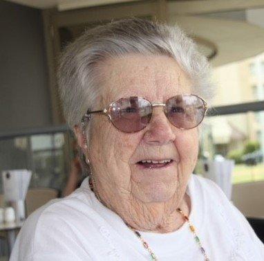 Joan Alma Churchward