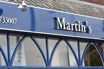 Martin's Funeral Directors, Ashton